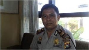 Kompol Ibrahim, Kapolsek Alas