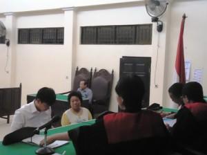 Proses Sidang Pengajuan PK, Ny Lusi Versus BRI