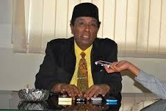 Drs A Rahman Alamudy SH M.Si Ketua DPD Golkar Sumbawa