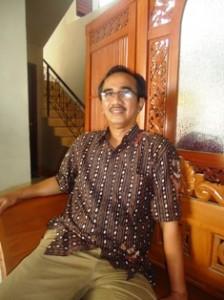 H Irwan Rahadi ST, Ketua DPC Gerindra Sumbawa