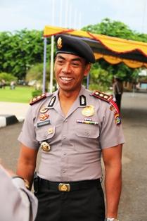 AKBP Karsiman SIK MM, Kapolres Sumbawa