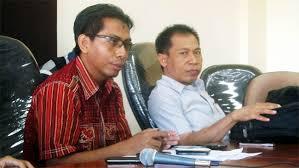 Sambirang Ahmadi s.Ag M.Si dan H Ilham Mustami S.Ag