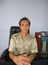 Syahril S.Pd M.Pd, Kepala Arpusda Kabupaten Sumbawa
