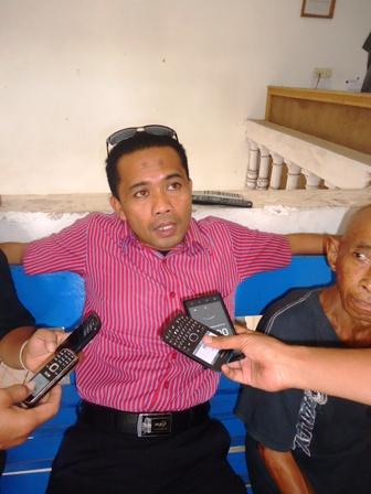 Andi Rusni SE, politisi Gerindra dan Ketua II PMI