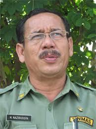 Drs H Naziruddin M.Si, Kepala Diskoperindag Sumbawa