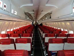 Lion Air Kabin