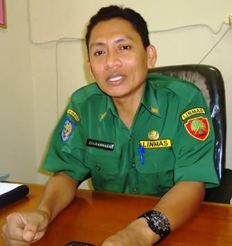 Zulkarnaen SKM, Kasubag Kepegawaian Dikes Sumbawa