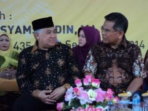 Badrul Munir dan Din Syamsuddin