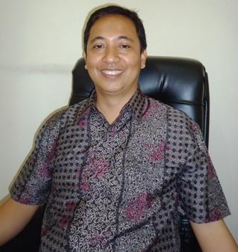 Junaidi A.Pt M.Si Sekretaris Dikes Sumbawa