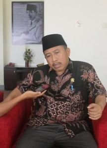 Lalu Budi Suryata SP, Sekretaris PDIP Sumbawa