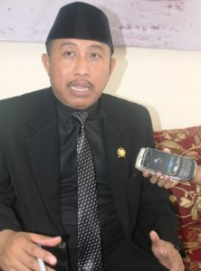 Lalu Budi Suryata SP, Ketua DPRD Sumbawa