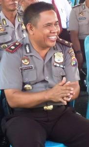 Kapolsek Alas Kompol Ibrahim