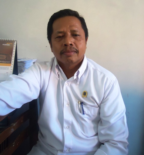 Fataruddin SH, Humas BPN Sumbawa