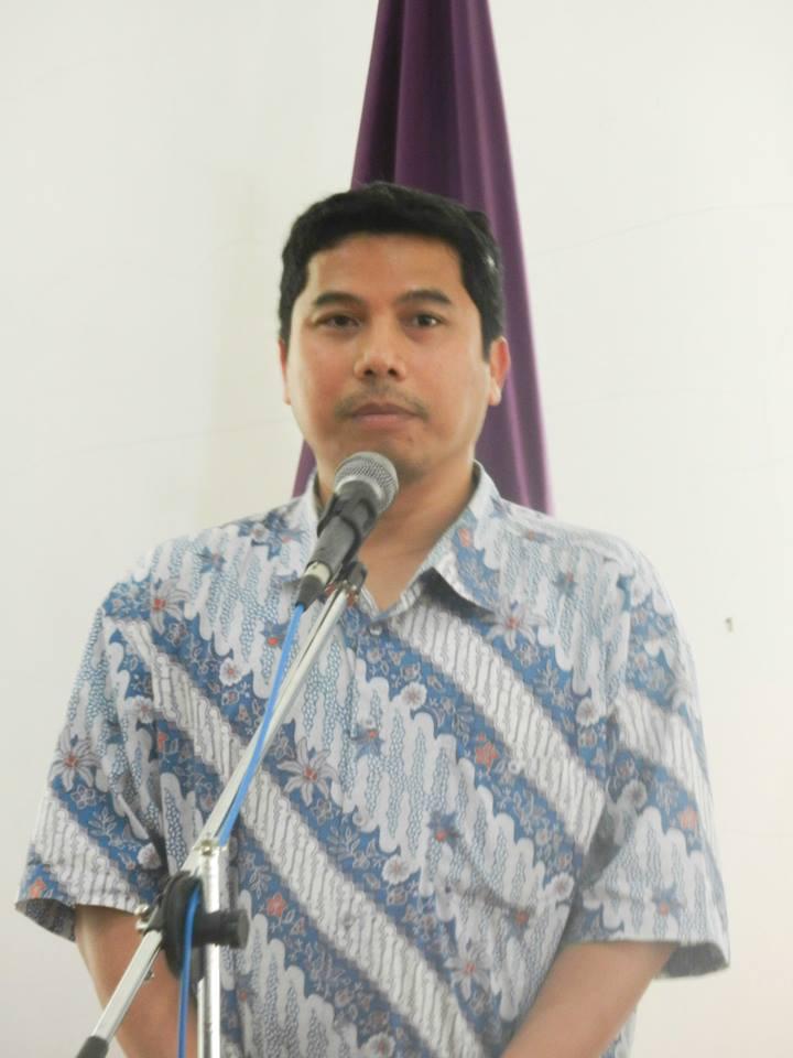 Dr Arief Budi Witarto P.hd, Rektor UTS