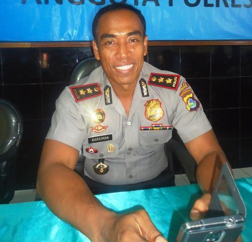 Kapolres Sumbawa, AKBP Karsiman SIK MM