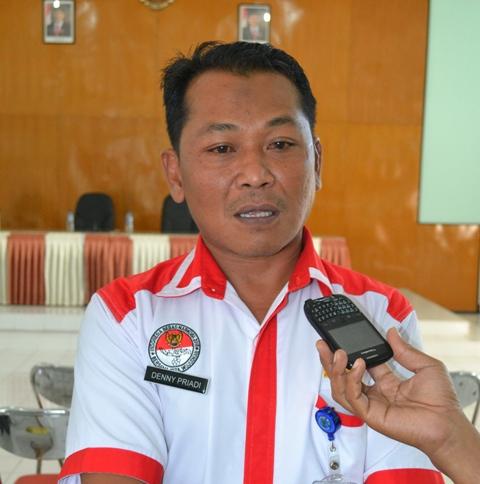 Kepala BNN KSB AKBP Denny Priyadi
