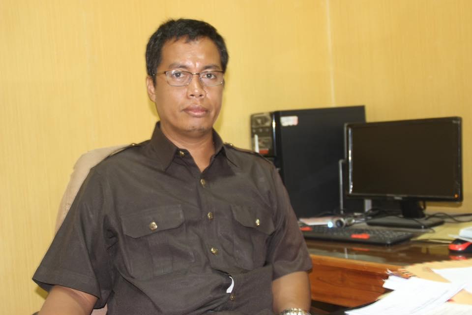 Wirawan S.Si MT, Kepala KPPT Sumbawa