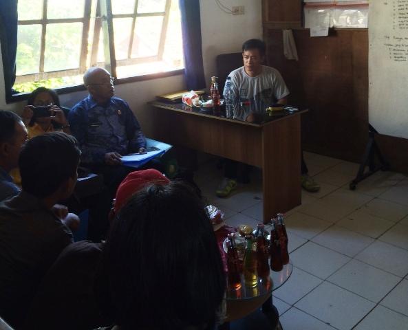 Gelar kasus dipimpin Kasat Reskrim IPTU Tri Prasetiyo