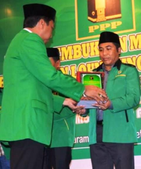 Kamal Terima Mandat dari Ketua DPP PPP