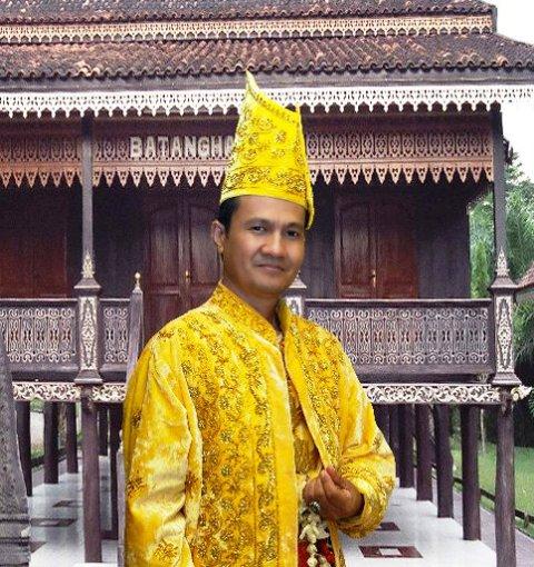 Drs Syaichu Rauf, ketua PD DMI Sumbawa