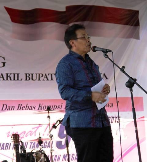 Wabup Sumbawa, Drs H Arasy Muhkan