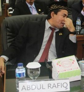 Abdul Rafiq DPRD