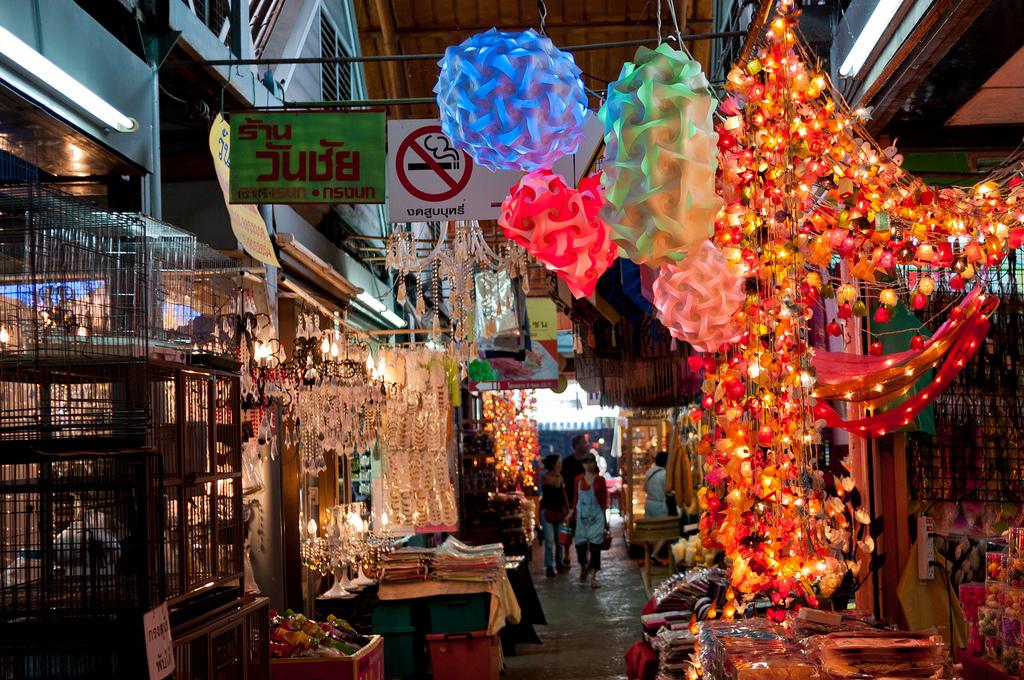 Bangkok Chatuchak 1