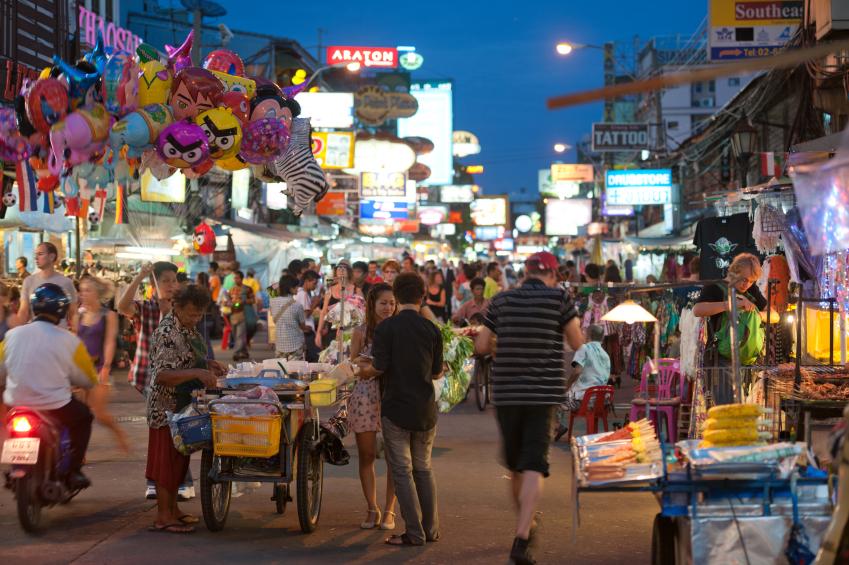 Bangkok Road Khaosan 2