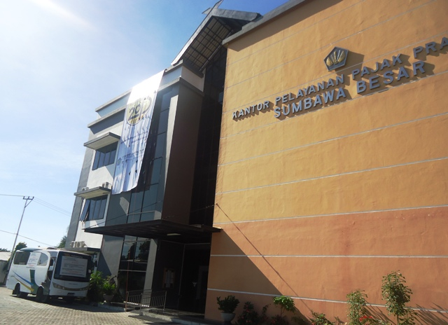 Kantor KPP Pratama Sumbawa Besar