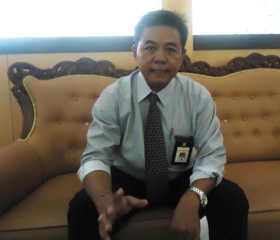 Kasi Penagihan KPP Pratama Sumbawa, Putu Karnayasa SH