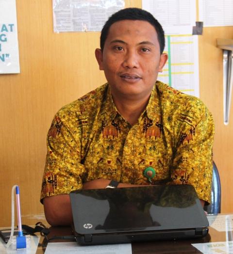 Kabag Humas dan Protokol Setda Sumbawa, Rachman Ansori M.SE