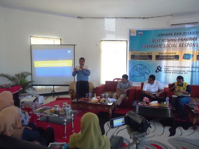Subhan Azharullah—peserta mining Boot Camp IV