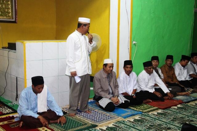 Sekda H Rasyidi Safari ramadhan di Orong Telu