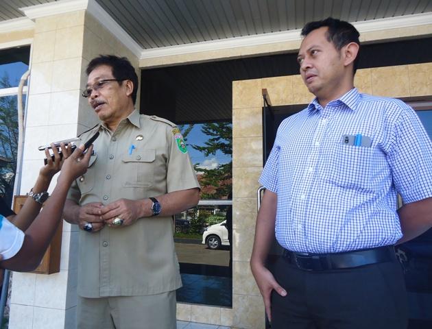 Wabup Sumbawa Didampingi Manager PLN Area Sumbawa, Roxi Swagrino