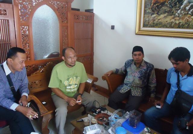 Hilal Alamudy S.IP M.Si