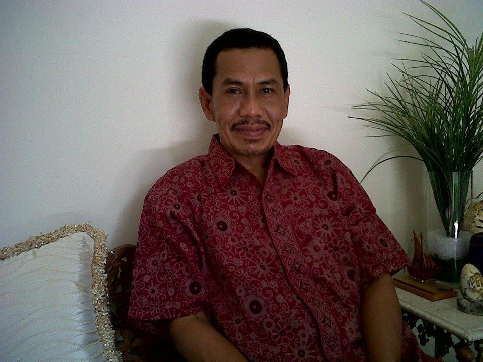 H Ruslan Ahmad, General Supervisor Site Communications PTNNT