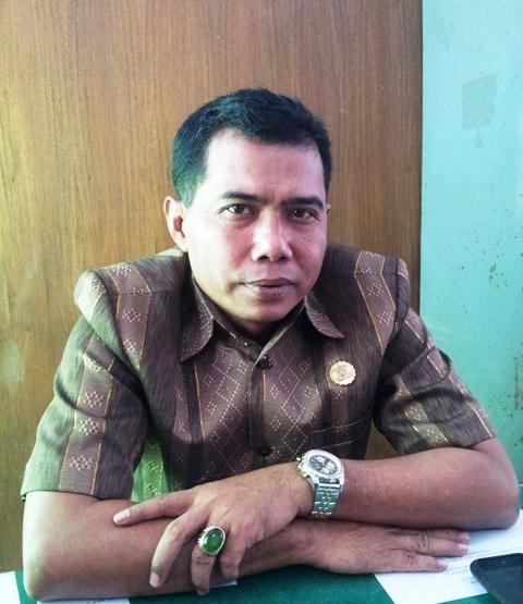 Zainal Arifin S.Pt M.Si