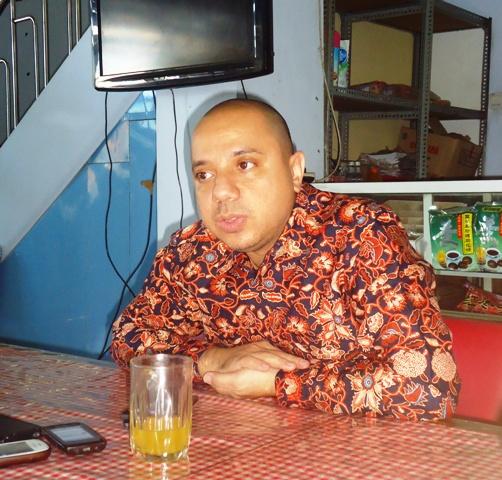Asaad Y Sungkar SH, Kuasa Hukum Pemilik Lahan DPPK Sumbawa