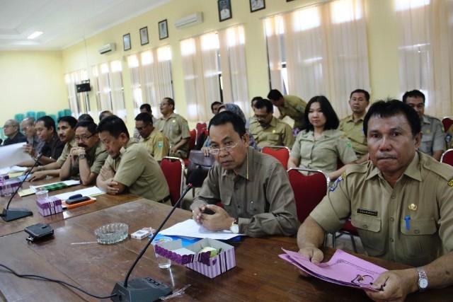 Evaluasi APBD 2015