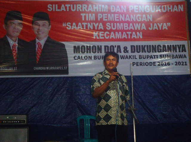 M Rakib, Inisiator Tim Relawan MUJUR