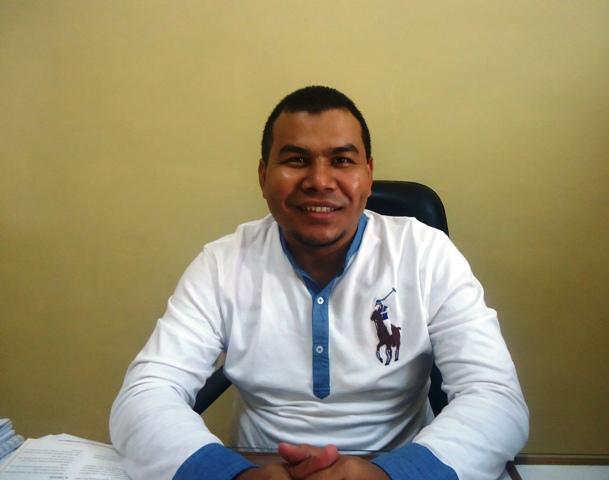 Sudirman SIP, Ketua Divisi Teknis Penyelenggara Pemilu  KPU Sumbawa