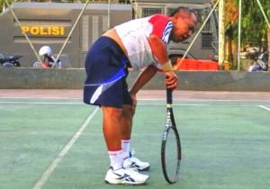 Tenis Polres Sumbawa 1