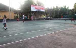 Tenis Polres Sumbawa 2