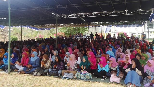 Mahasiswa Baru Tahun Akademik 2015/2016