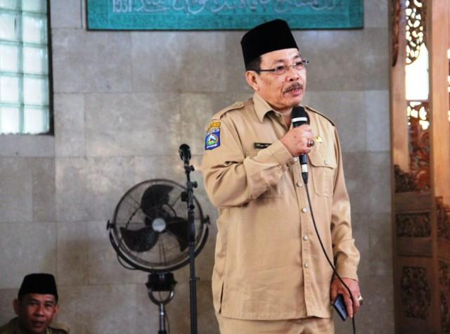 Wakil Bupati Sumbawa, Drs H Arasy Muhkan