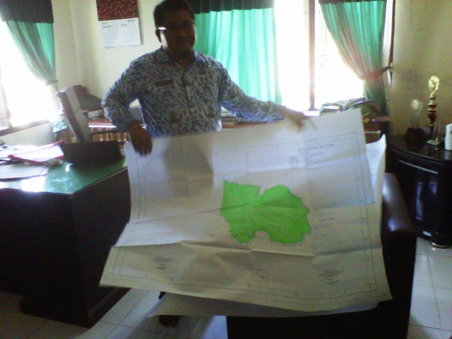 Peta Blok Batu Nampar, Talonang