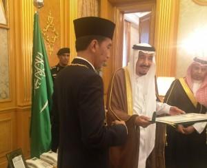 Jokowi Kunjungan