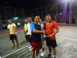 Kapolres Tenis 1