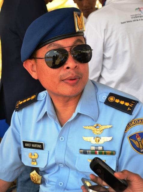 Kolonel Arif Hartono, Ketua PB FASI NTB