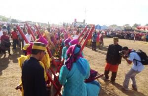 Moyo Festival baguntung 2